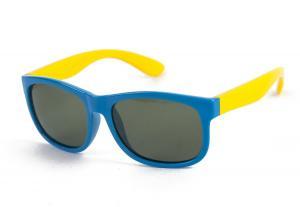 Kính trẻ em RIVBOS RBK023 Rubber Flexible Kids Polarized Sunglasses Wayfarer Glasses Age 3-10