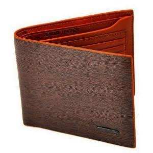 Stylish Brown Billfold Coffee Leather Wallet Credit Card Men Purse Clutch Bifold