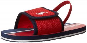 Polo Ralph Lauren Kids Ferry Slide II Fashion Sandal (Little Kid/Toddler)