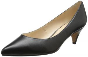Nine West Women's Cassy Leather Dress Pump