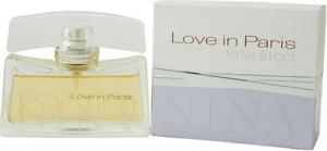 Nước hoa nữ Love In Paris By Nina Ricci For Women. Eau De Parfum Spray 1.6 Ounces