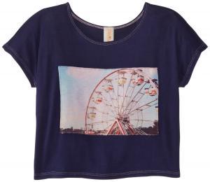 Truluv Big Girls' She's All That Ferris Wheel Top