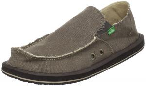 Sanuk Men's Vagabond Slip-on Shoe