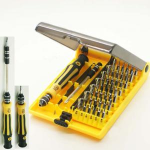 Tool đa năng 45 in 1 Professional Portable Opening Tool Compact Screwdriver Kit Set with Tweezers & Extension Shaft for Precise Repair or Maintenance Jk6089-A