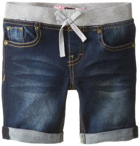 Quần Jean nữ Lee Little Girls' Pull On 7 Inch Bermuda Short