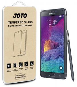 Galaxy Note 4 Tempered Glass Screen Protector - JOTO...