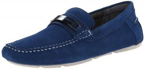 Calvin Klein Men's Milton Suede Slip-On Loafer