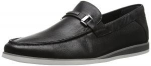 Calvin Klein Men's Kiley Leather Slip-On Loafer