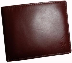 Polo Ralph Lauren Men's Leather Passcase Wallet