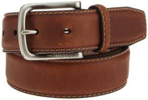 Tommy Hilfiger Men's Casual Contrast-Stitch Belt