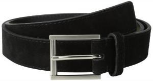 Calvin Klein Men's 32 mm Belt with Harness Buckle