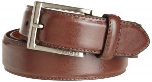 Tommy Hilfiger Men's Glove-Grain Dress Belt