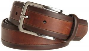 Tommy Hilfiger Men's 35mm Turn Edge Belt