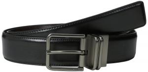 Calvin Klein Men's 35 mm Reversible Belt with Harness Buckle