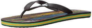 DC Men's Spray Graffik Sandal
