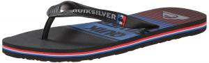 Quiksilver Men's Molokai Vertigo Stripe Sandal