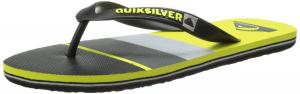 Quiksilver Men's Molokai Sunset 3 Point Flip-Flop