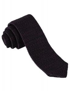 H2H Mens Casual Basic Designed Knit Neck Tie
