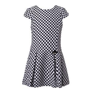 Richie House Little Big Girls' Elagant Autumn Dress Size 3-8 RH2096