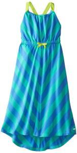 Tommy Girl Little Girls' Yarn Dye Maxi Dress