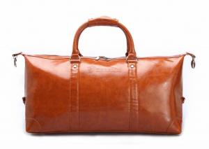 Good&god Pu Leather Travel Duffel Bags Gym Sports Weekend Bag