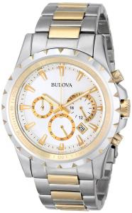 Bulova Men's 98B014 Marine Star Chronograph  Watch