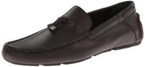 Calvin Klein Men's Macon EPI Loafer Dark Brown