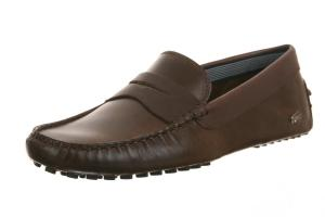 Lacoste Men's Concours 9 Slip On Loafer Leather