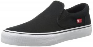 DC Men's Trase Slip-On TX U Skate Shoe