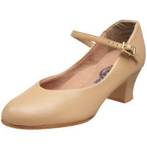 Capezio Women's 550 Jr. Footlight Character Shoe