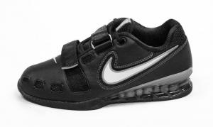 Nike Romaleos II Power Lifting Shoes - Black/White/Cool Grey