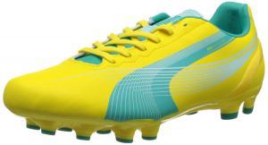 PUMA Women's Evospeed 4.2 Firm Ground Soccer Cleat