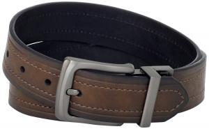 Levi's Men's Levis 40MM Reversible Belt With Gunmetal Buckle