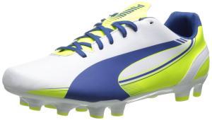 PUMA Women's Evo Speed 5.3 Firm Ground Soccer Shoe