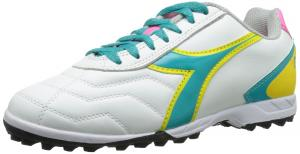 Diadora Women's Capitano LT Soccer Turf Shoes