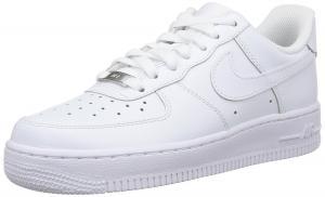 Women's Nike Air Force 1 315115 112 White White Sneaker