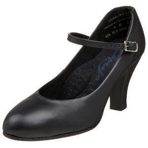 Capezio Women's 656 Theatrical Footlight Character Shoe