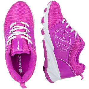 Heelys Hightail Shoes - Pink/White