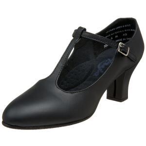 Capezio Women's 700 T-Strap Character Shoe