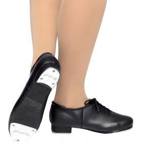 Adult Lace Up Tap Shoes,T9500