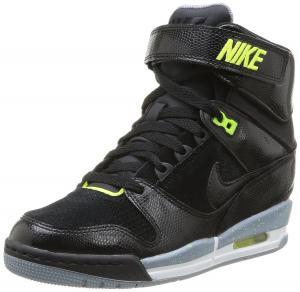 Nike Womens Air Revolution Sky High Wedge Fashion Basketball Shoes
