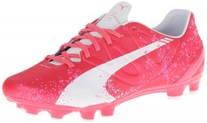PUMA Women's evoSPEED 3.3 PK Firm-Ground Soccer Cleat