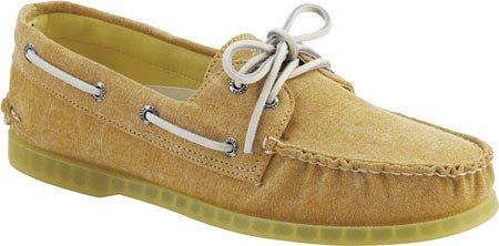 Sperry Top-Sider Men's A/O 2-Eye Stonewashed Ice Boat Shoe