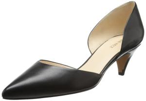 Nine West Women's Chaching Leather Dress Pump