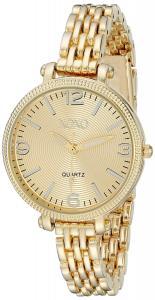 XOXO Women's XO5754 Analog Display Analog Quartz Gold Watch