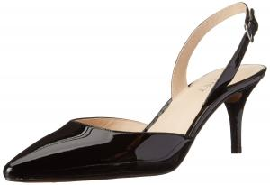 Nine West Women's Margareth Leather Dress Pump