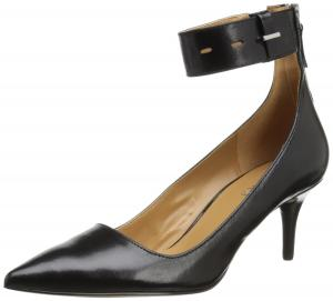 Nine West Women's Marathon Leather Dress Pump