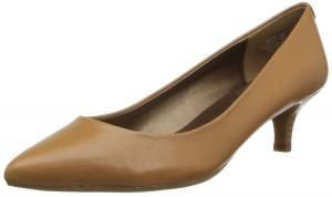 Bandolino Women's Flora Leather Dress Pump