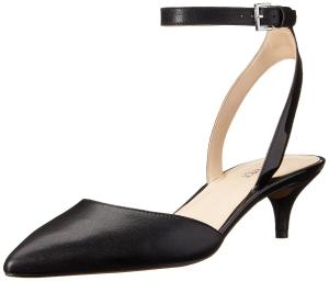 Nine West Women's Improv Leather Dress Pump