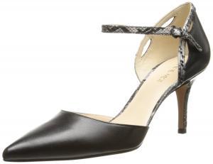 Nine West Women's Kramer Leather Dress Pump